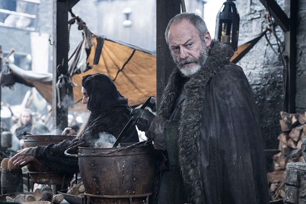 Game of Thrones Episode 2, Davos
