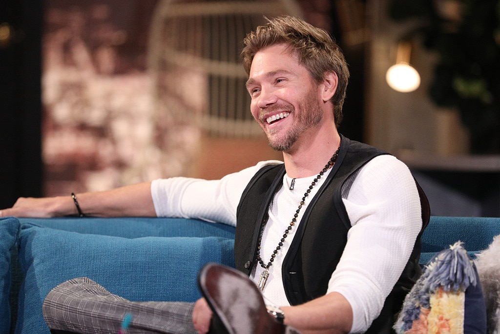 Chad Michael Murray -  OMG! The  Riverdale  star tells a surprising story about the time  Jamie Lee Curtis made out with him  on the set of  Freaky Friday !
