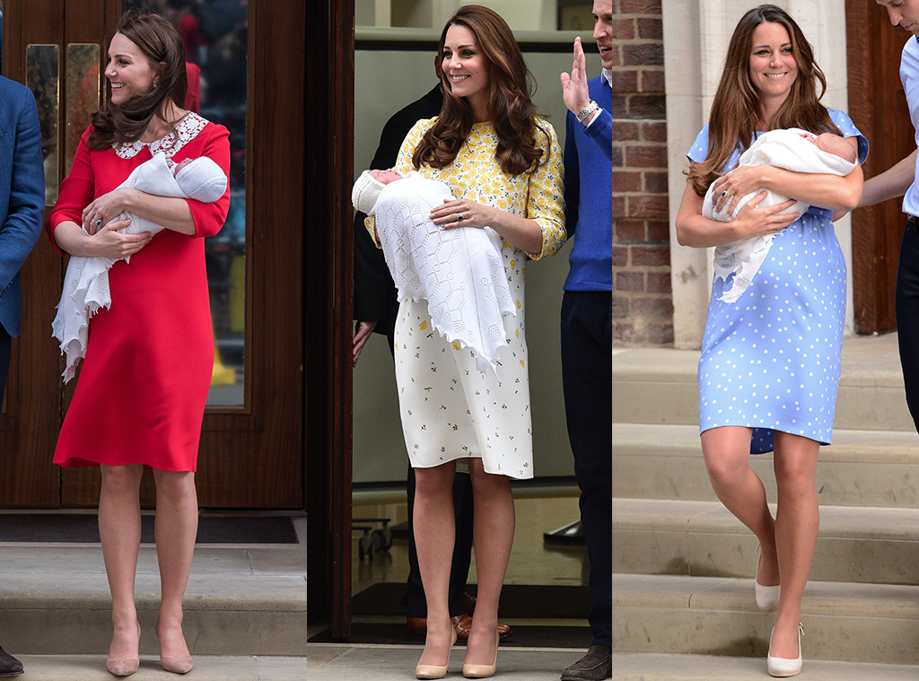 Kate Middleton, Lindo Wing