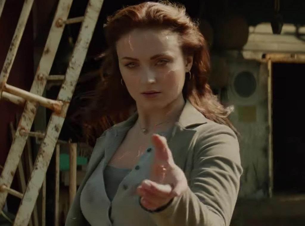 Sophie Turner, X-Mne, Dark Phoenix