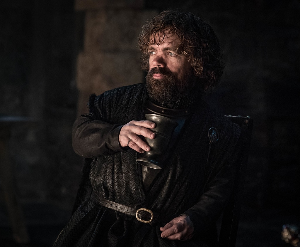 Tyrion, Episode 2 -  Peter Dinklage as Tyrion Lannister in episode two.