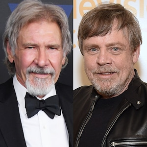 Harrison Ford, Mark Hamill