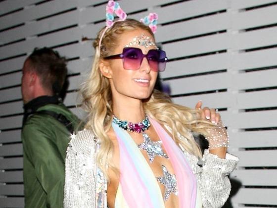 Paris Hilton's Outrageous Coachella Looks Through the Years