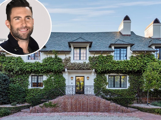 "Adam Levine Lists $47.5 Million Mansion: Go Inside the ""Spectacular"" Property"
