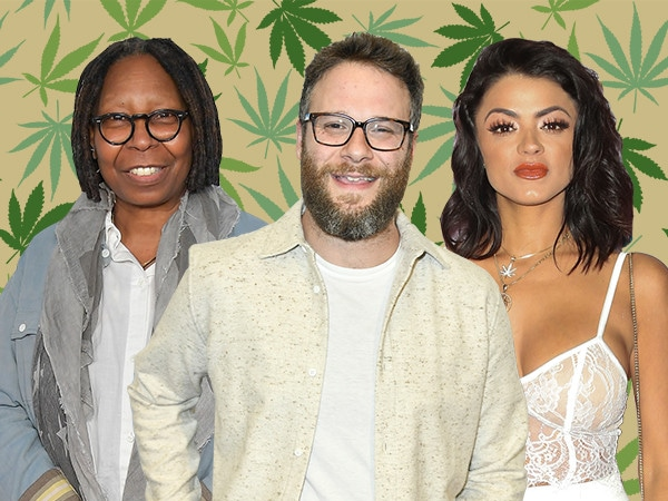 Seth Rogen, Whoopi Goldberg and More Celebs Cashing In With Cannabis Products