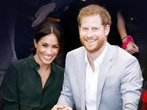 Meghan Markle and Prince Harry to Move to Africa? Palace Responds