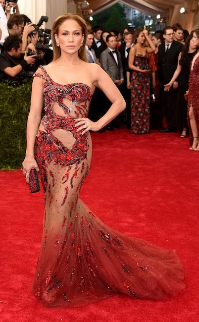 Jennifer Lopez, 2015 Met Gala