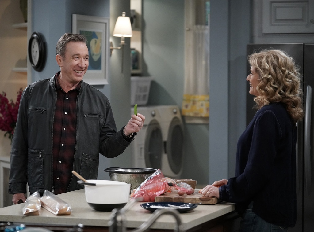 "Last Man Standing : Renewed -  Tim Allen is still  Standing . ""Hard to believe  Last Man Standing  hits 150 episodes this week and it gets better with another upcoming season at Fox!"""