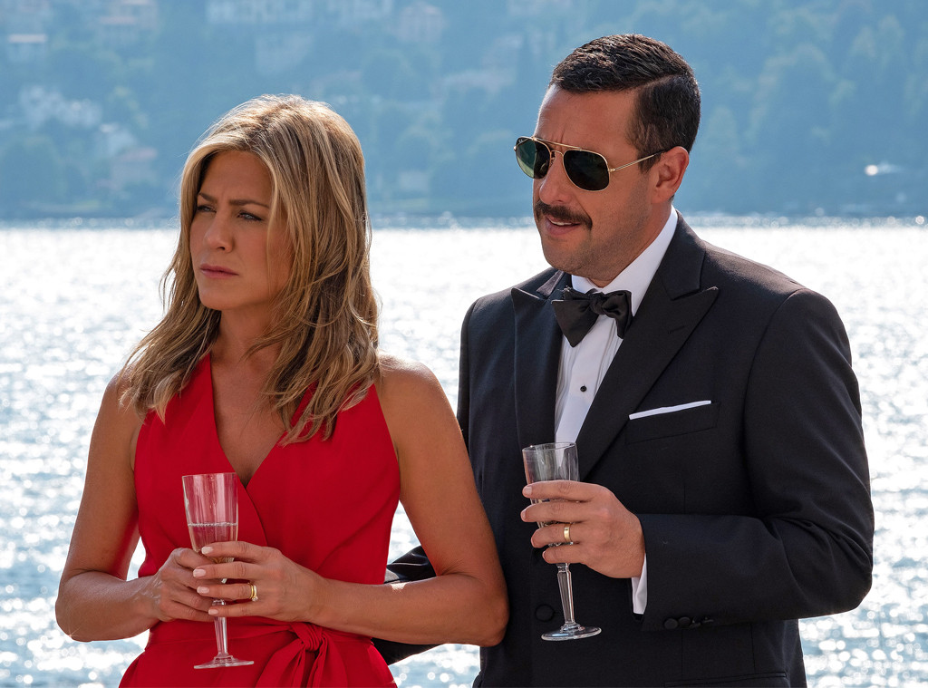 Jennifer Aniston and Adam Sandler Reunite for Netflix Movie Murder Mystery