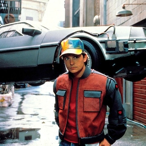 Volver al Futuro, Back To The Future