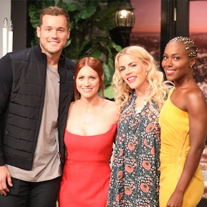 Busy Philipps, Busy Tonight, Colon Underwood, Brittany Snow, DeWanda Wise