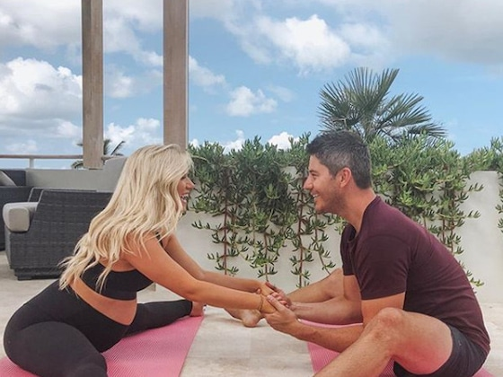 Arie and Lauren Luyendyk's Babymoon May Be Better Than Any <i>Bachelor</i> Getaway