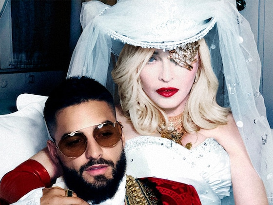 Madonna and Maluma Will Perform Their New Song at the 2019 Billboard Music Awards