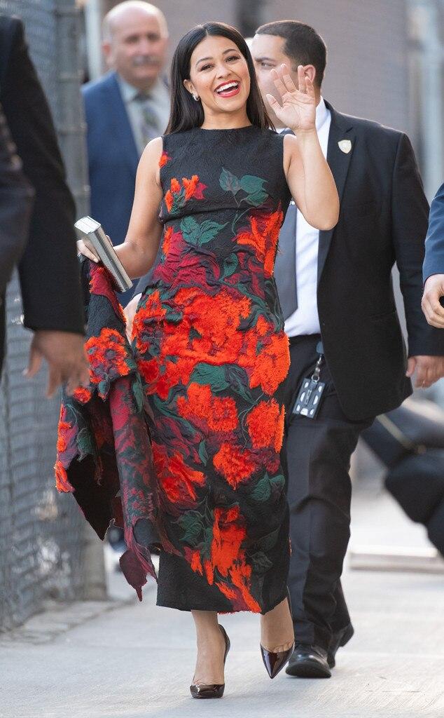 Gina Rodriguez -  Happy days!