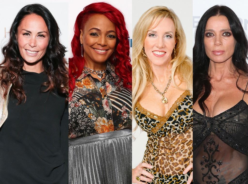 Real Housewives, Jules Wainstein, Kim Fields, Kimberly Bryant, Carlton Gebbia