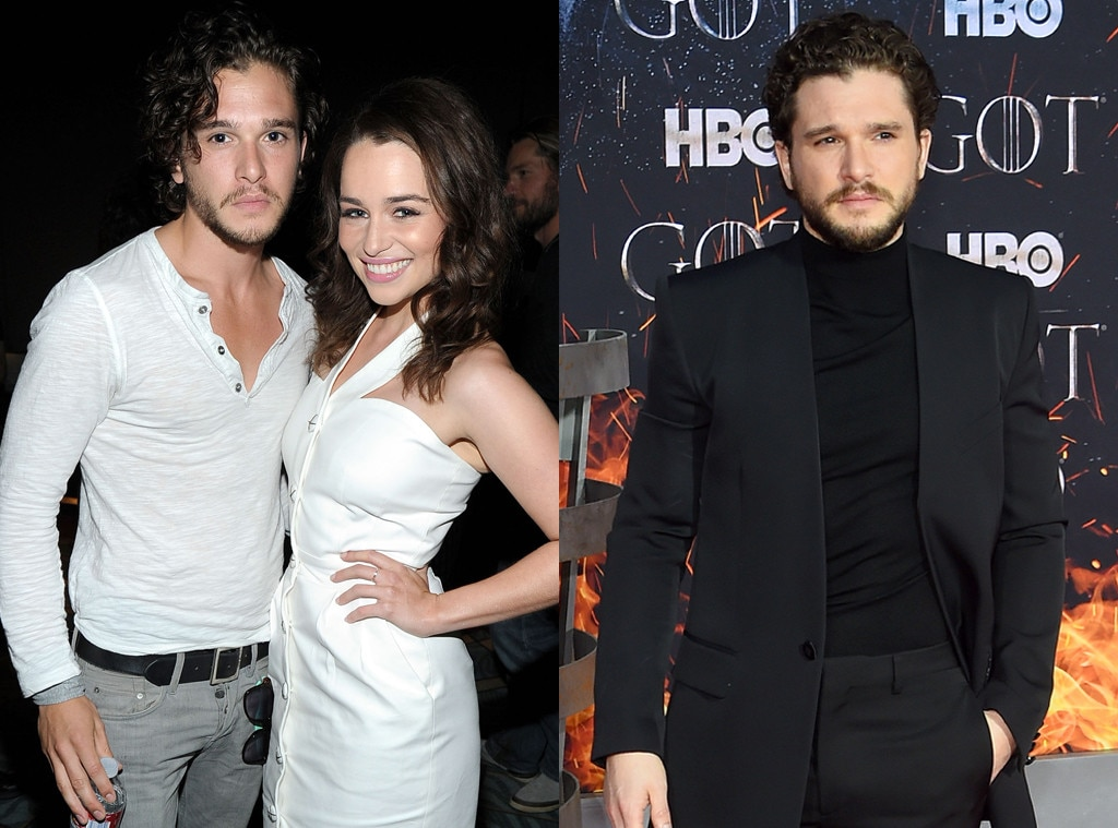 Kit Harrington, Game of Thrones, Now and Then