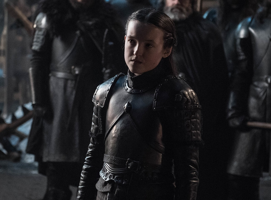Game of Thrones, Episode, Lyanna Mormont, Bella Ramsey