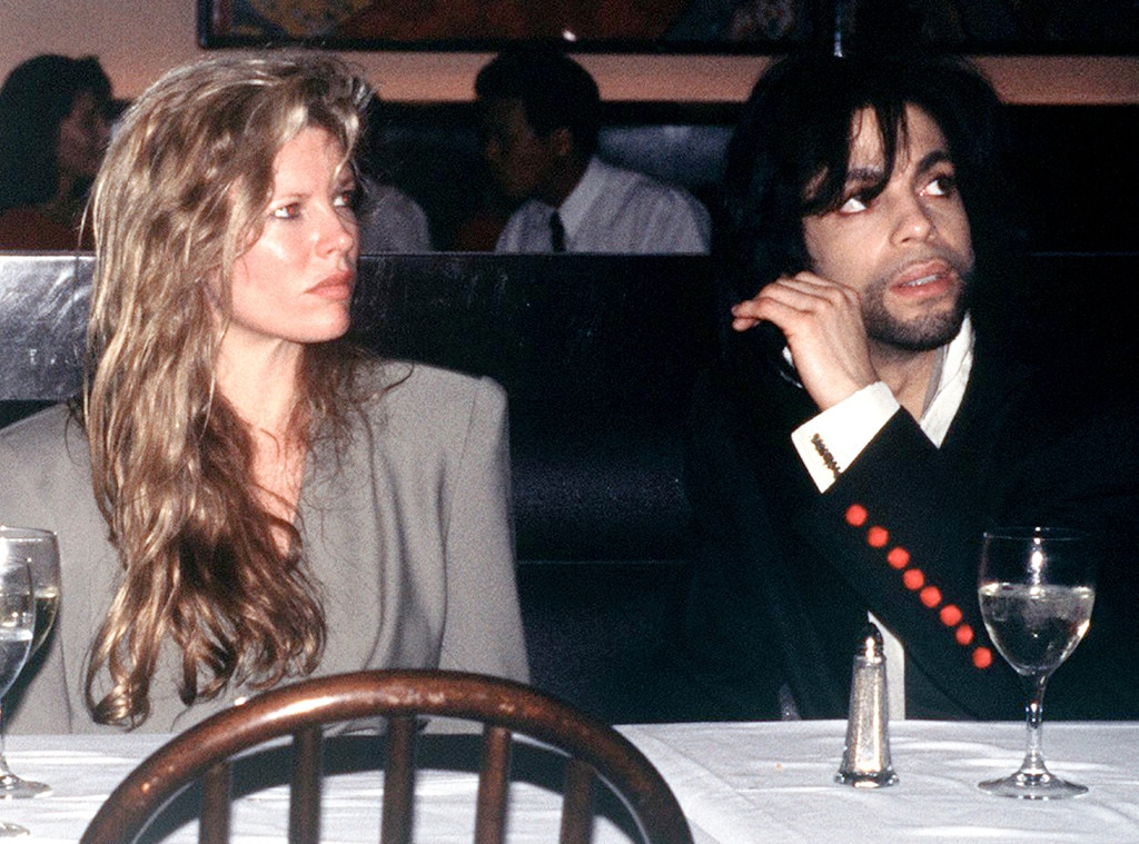 Anything for Kim -  Legend has it that Prince only agreed to contribute to the soundtrack for  Tim Burton 's first  Batman  film because he had a crush on star  Kim Basinger  and wanted an opportunity to meet her. And it worked.