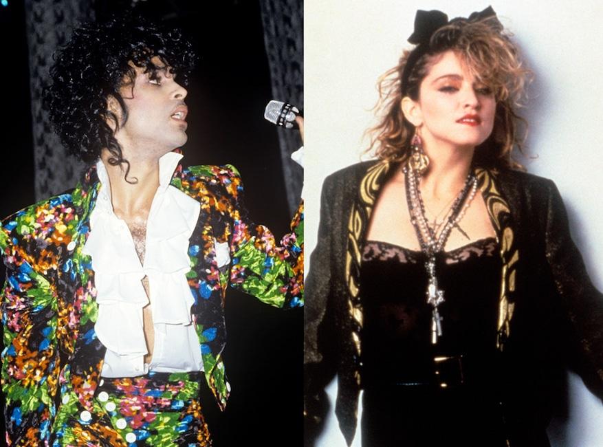 Prince, Madonna