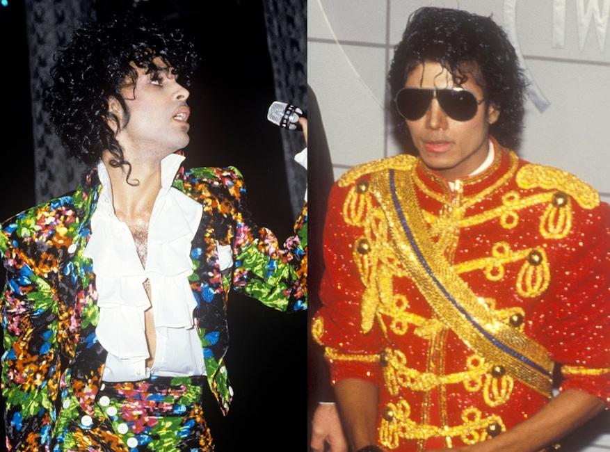 Prince, Michale Jackson