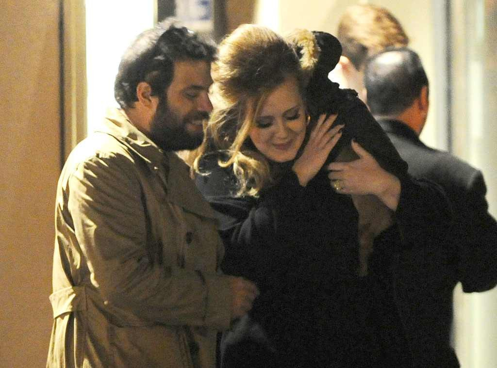 Adele separates from her husband