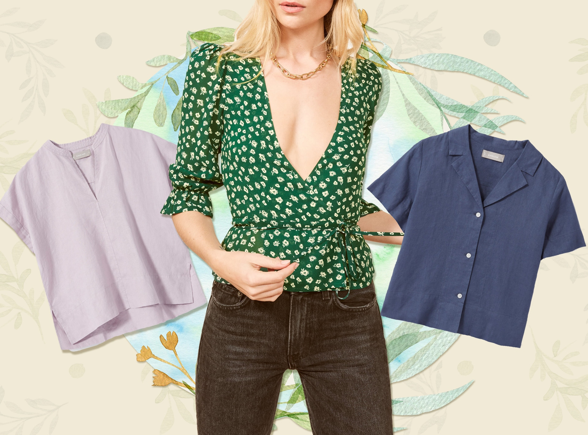 E-Comm: Earth Day Sustainable Fashion