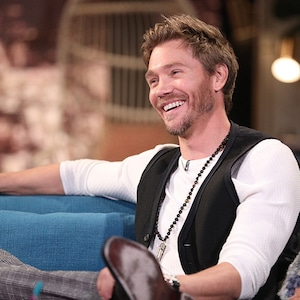 Chad Michael Murray Busy Tonight