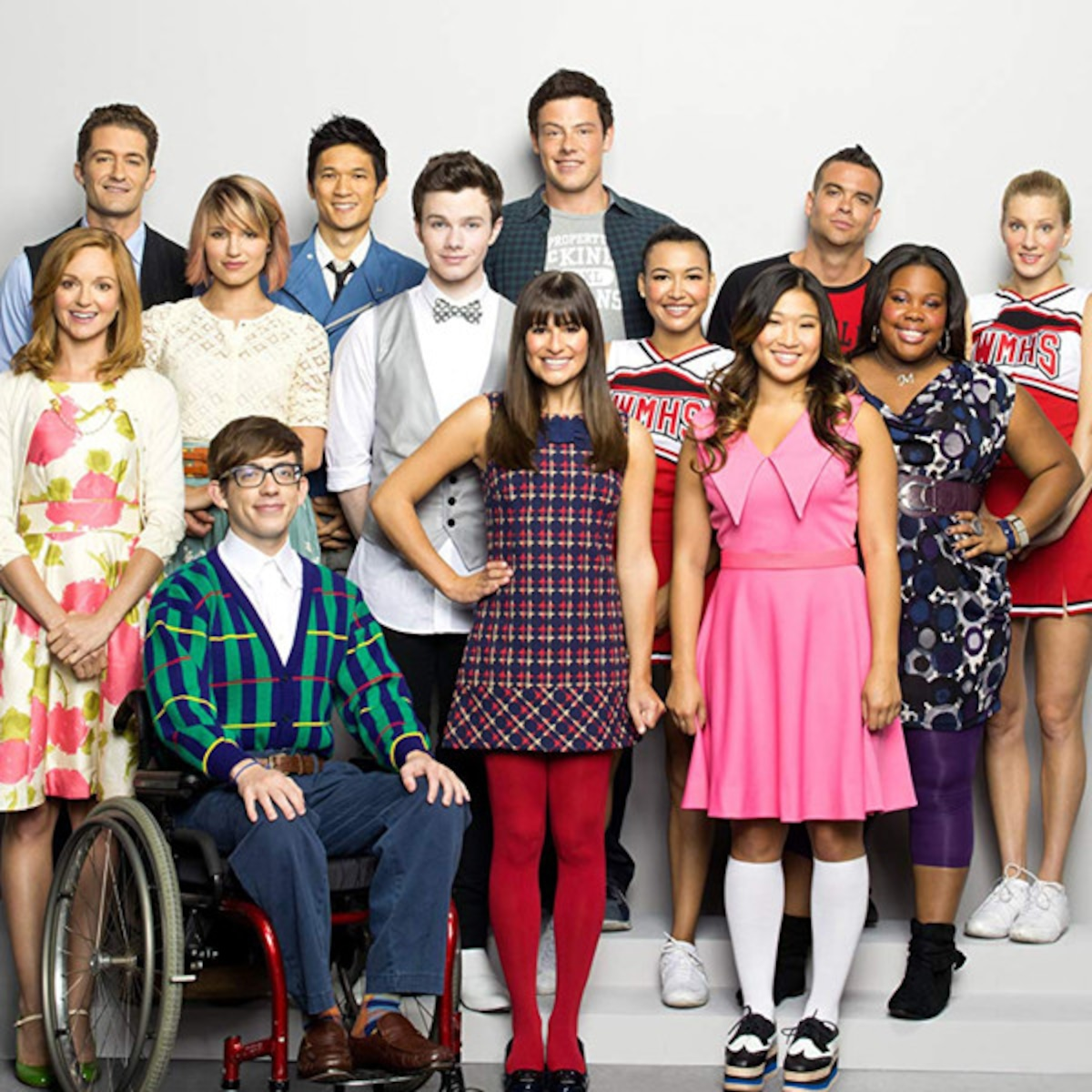 20 Shocking Glee Secrets Revealed E