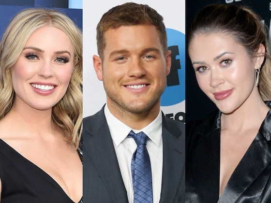 Colton Underwood Compares Hanging With Girlfriend Cassie and Ex Caelynn to ''One Big Weird Family''