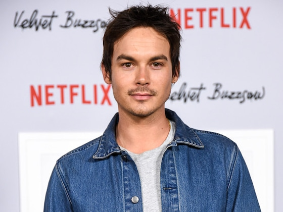 <i>Pretty Little Liars</i>' Tyler Blackburn Reveals He's Bisexual