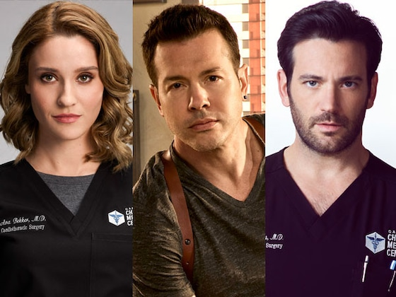 John Seda, Colin Donnell, and Norma Kuhling Are Leaving <i>Chicago PD</i> and <i>Chicago Med</i>
