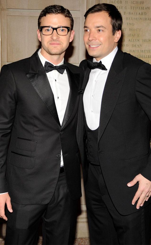 Justin Timberlake & Jimmy Fallon -  Friends forever!