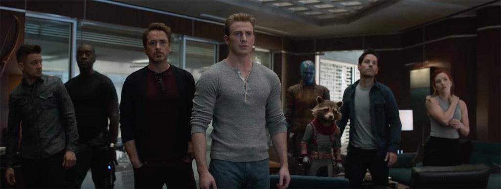 Avengers: Endgame, Movies, Chris Evans, Robert Downey Jr.