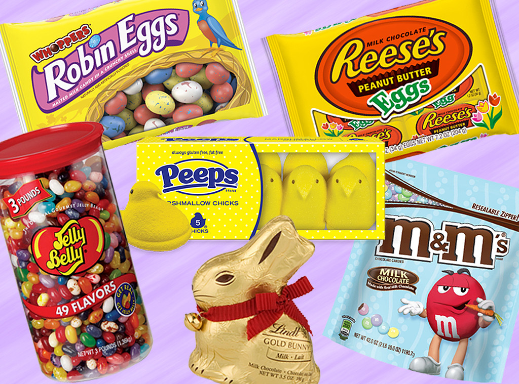Which Easter Candy Do You Love E News Uk