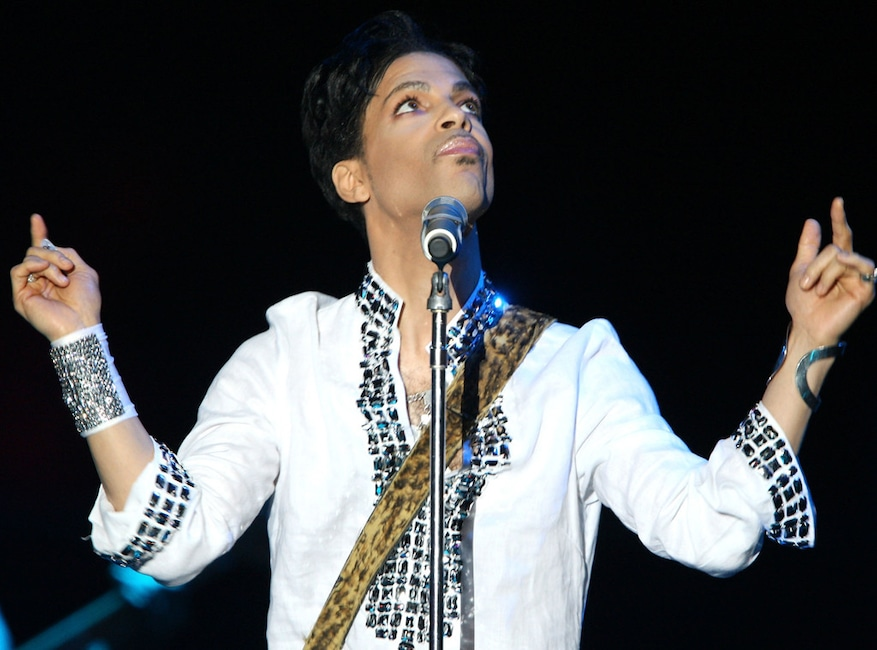 Coachella performance, Prince
