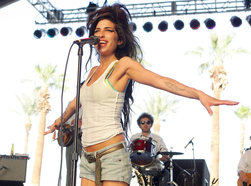 Coachella performance, Amy Winehouse
