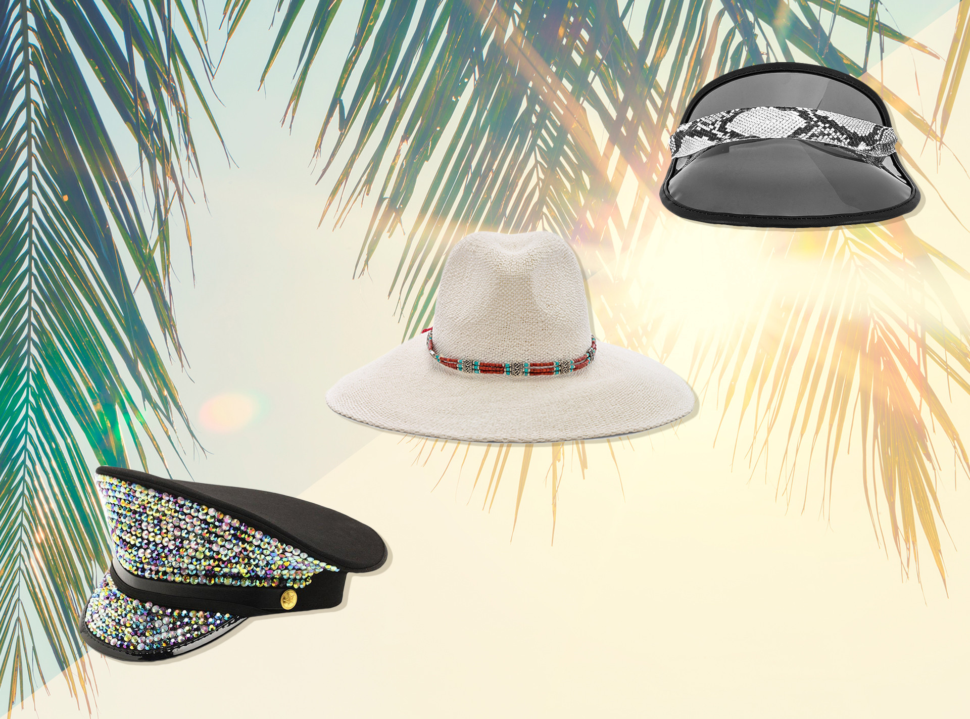 E-Comm: Hats for Festival Season