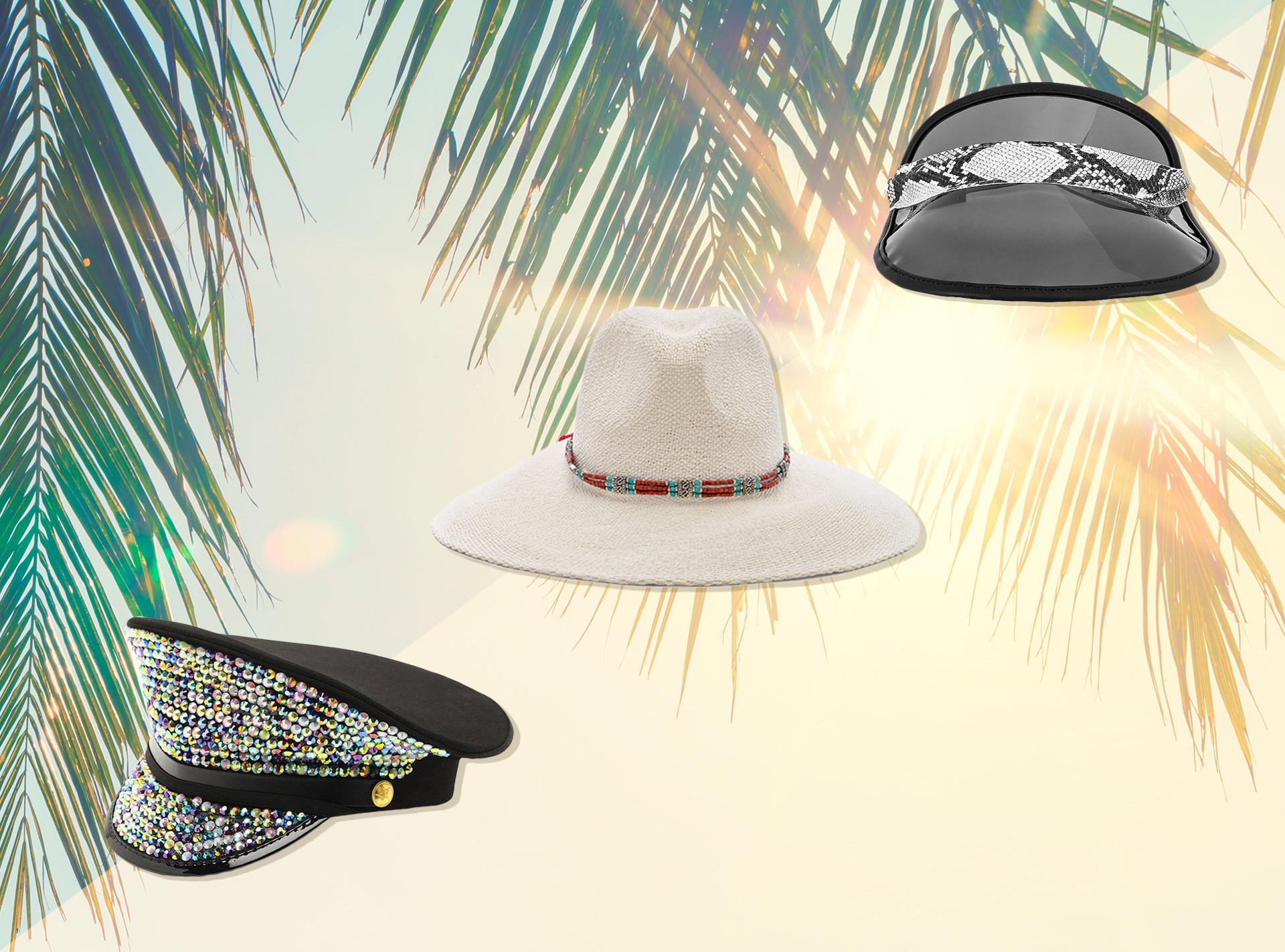E-Comm: Hats for Festival Season