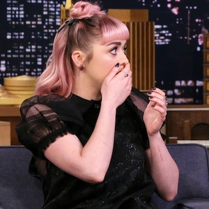 Maisie Williams, The Tonight Show