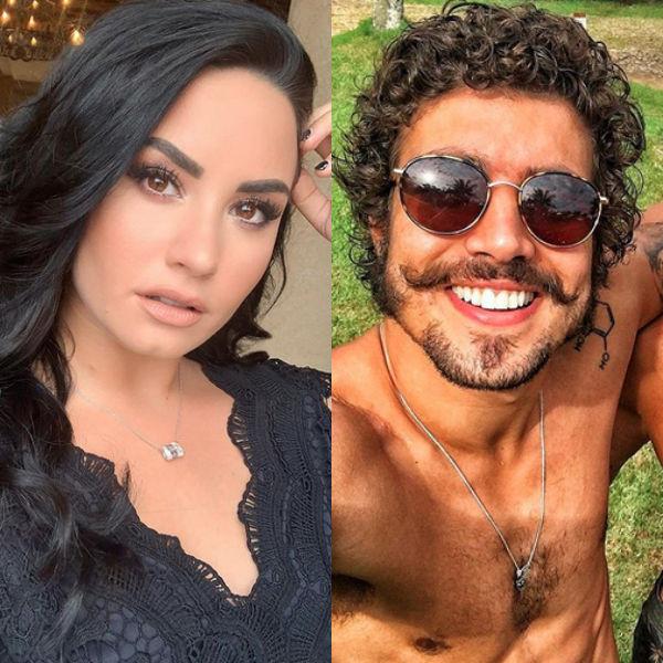 Demi Lovato, Caio Castro