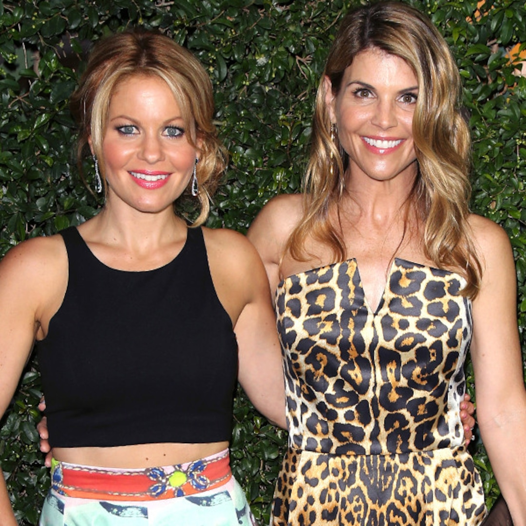Candace Cameron Bure Shares Note She Received From Lori Loughlin After Fuller House Finale Taping