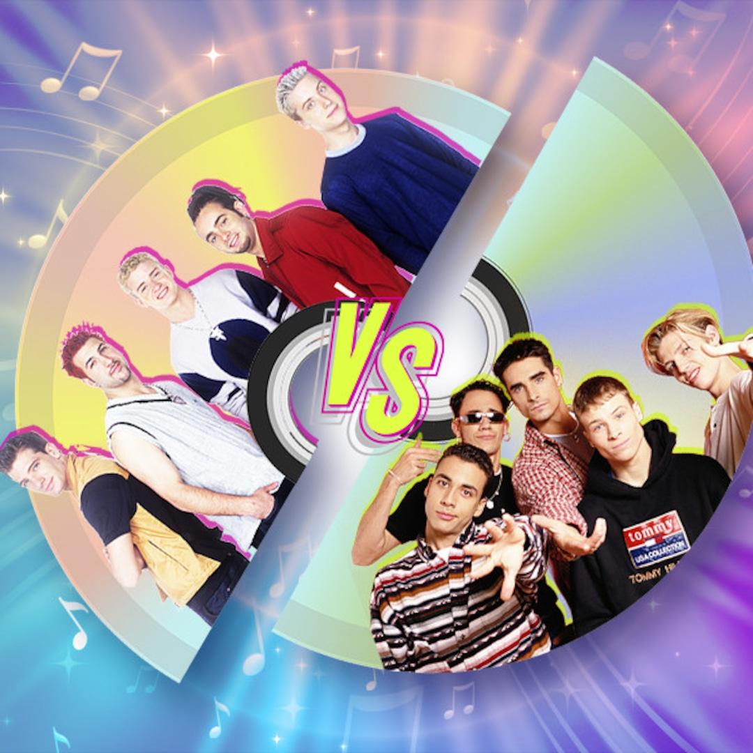 'N Sync vs. Backstreet Boys: The True Story Behind Their Epic Boy Band Rivalry thumbnail