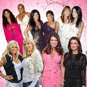 Real Housewives BFF Breakups