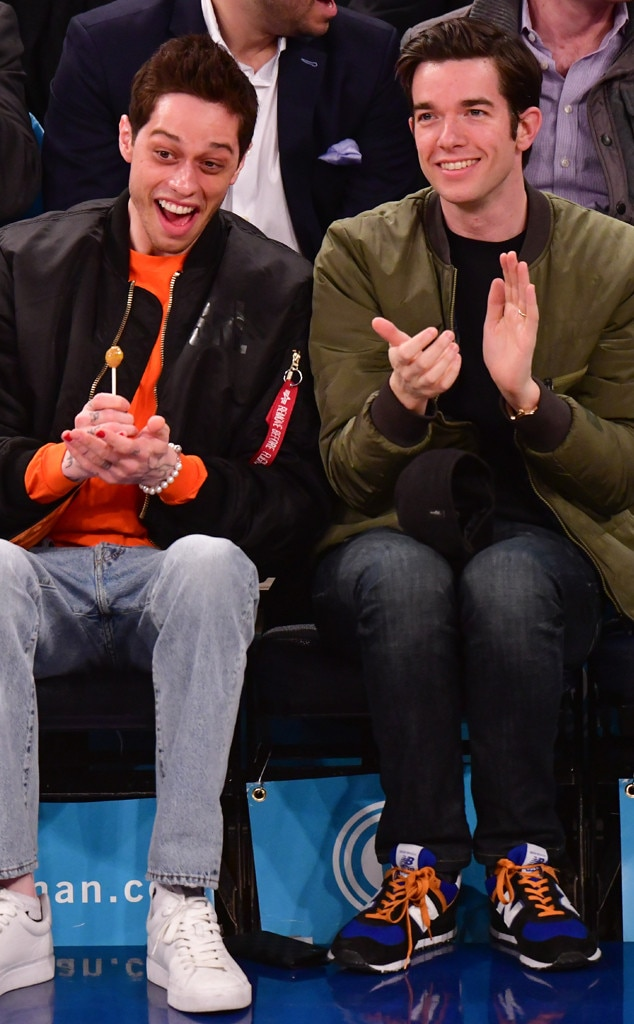 Pete Davidson & John Mulaney -  Nice game!