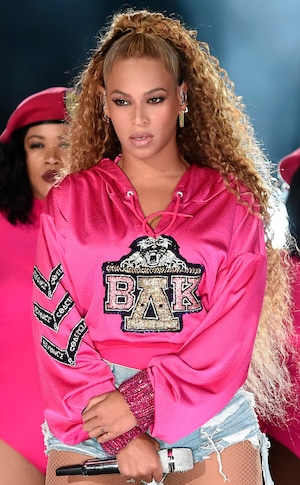 Coachella performance, Beyonce