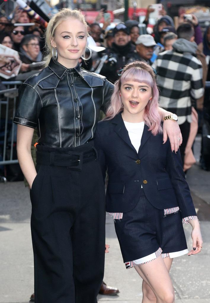 Maisie Williams, Sophie Turner