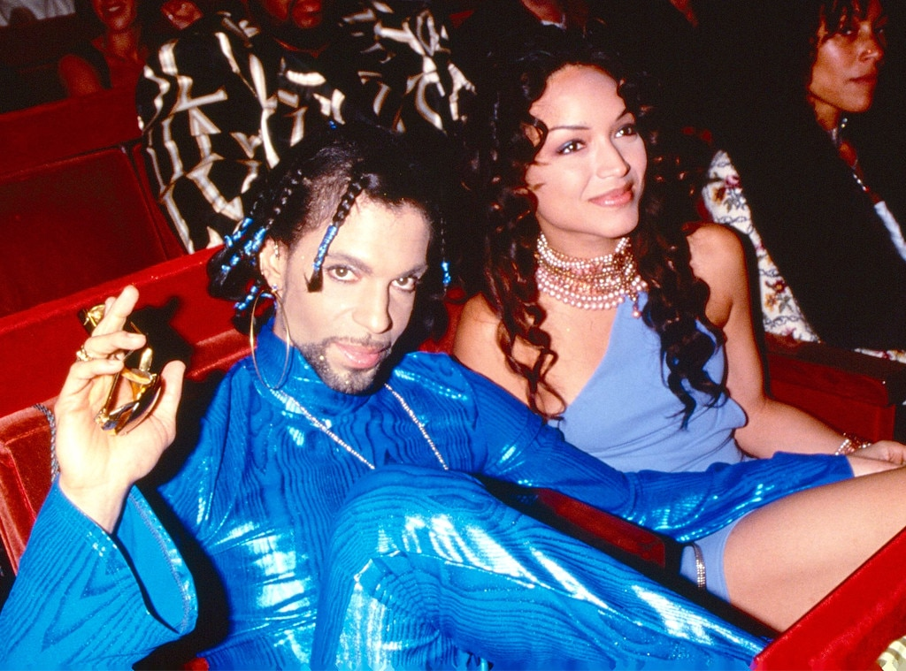 Prince, Mayte Garcia, 1999 MTV Video Music Awards