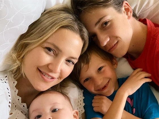 Kate Hudson Celebrates 40th Birthday With Her 3 Kids and a Whole Lotta Stars