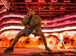 Kanye West, 2019 Coachella