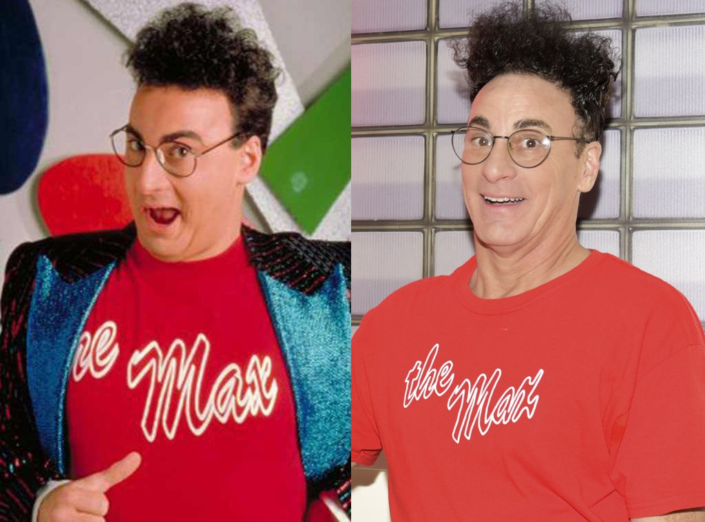 Ed Alonzo -  Alonzo played Max, the magic-loving owner of one of TV's coolest hangouts ever: The Max. (Didn't those burgers look amazing? And don't even get us started on the decor!)